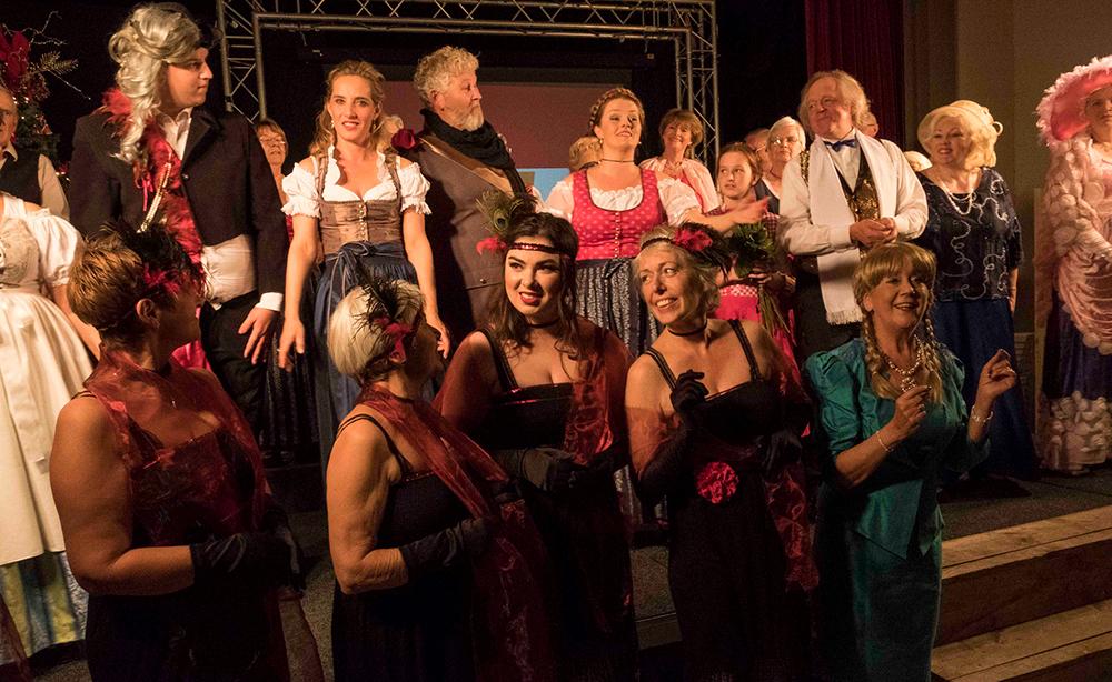Brabants Operettekoor optreden