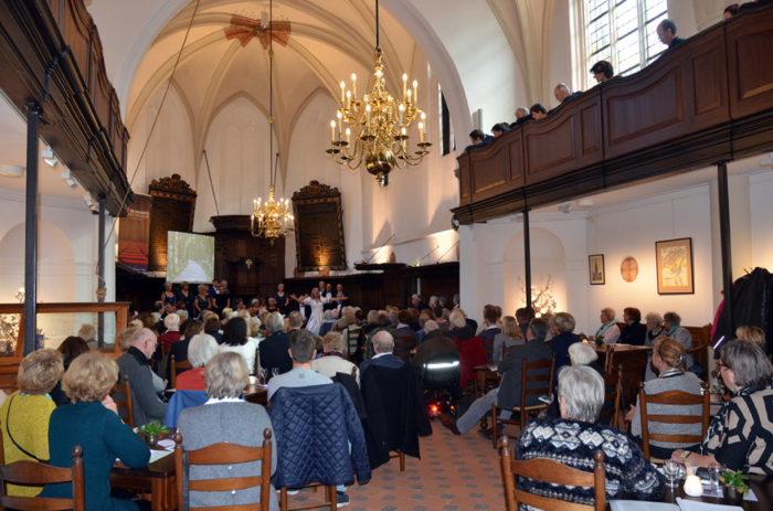 Brabants Operettekoor Waalse kerk